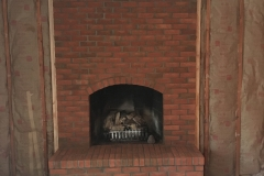 Fireplace - After